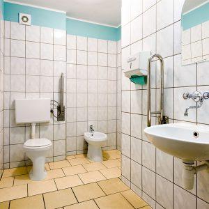 gabinet ginekologiczny łazienka